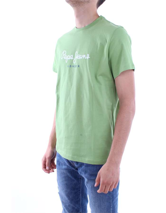 Pepe Jeans T shirt  637-Green