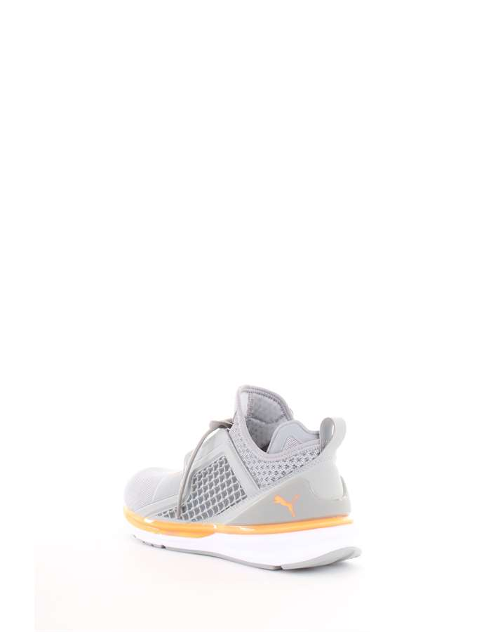 Puma Sneakers 13-gray-orange