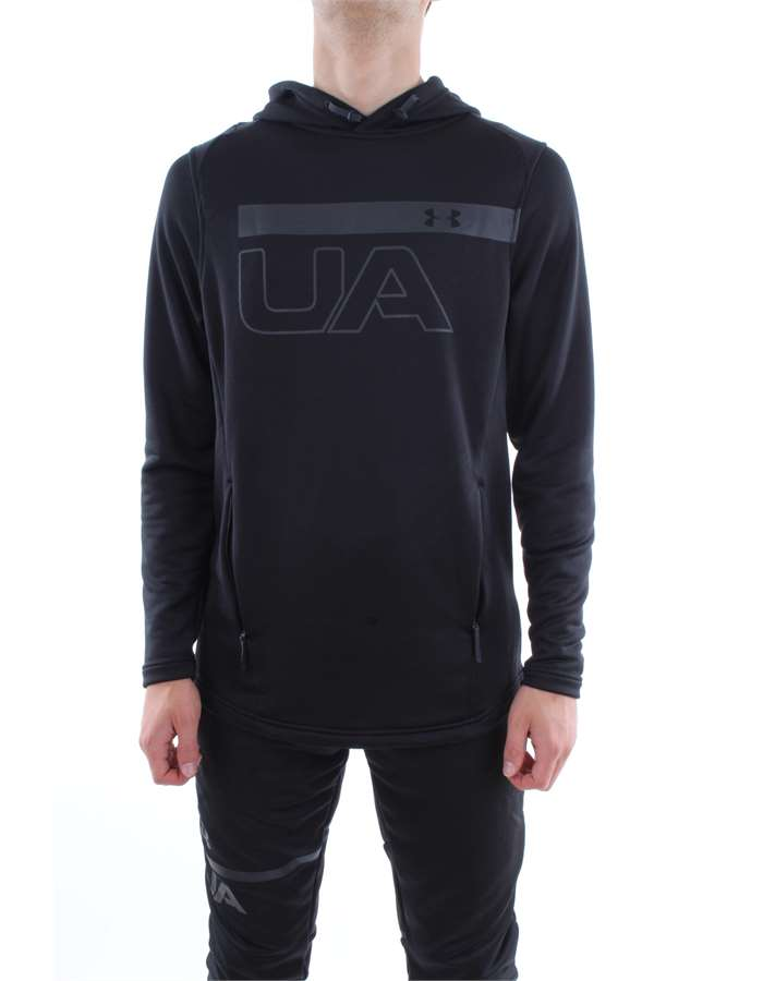 Under Armour Clothing Sweat  1306445-TECH-TERRY-PO-GRAPHIC-HOODIE