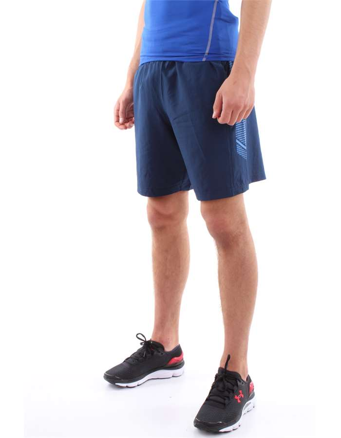 Under Armour Shorts 0408-blue-navy