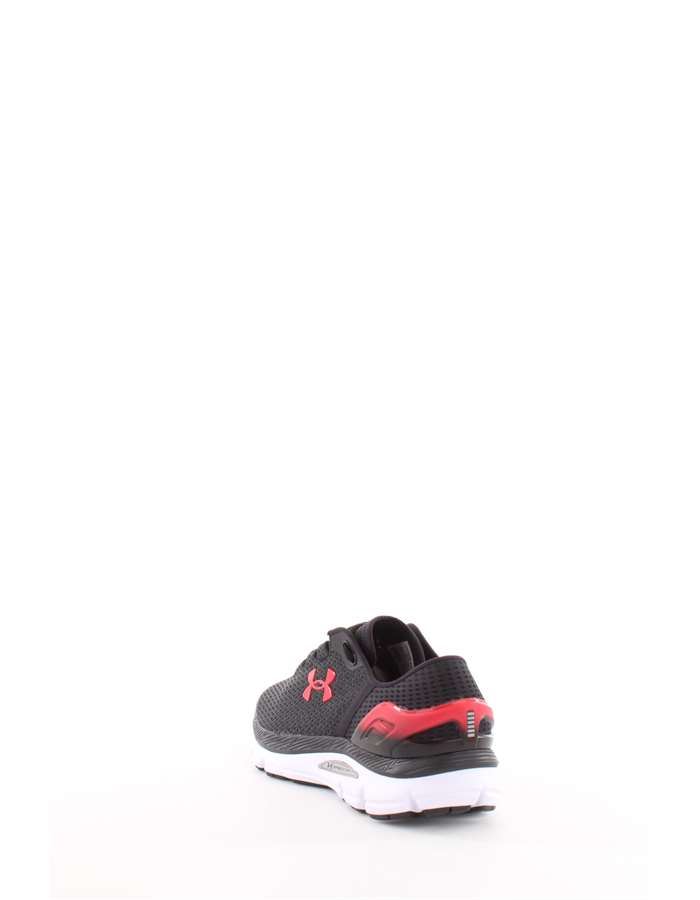 Under Armour Running Shoes 0001-Black