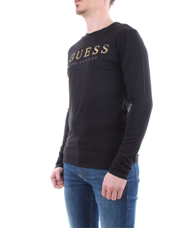 Guess Jeans Shirt Jblk-black
