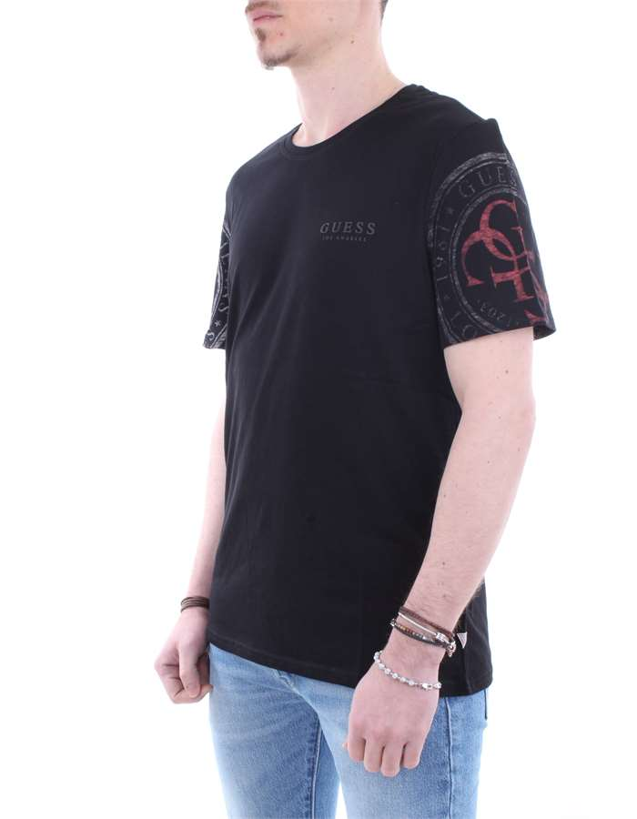 Guess Jeans T-shirt Jblk-nero