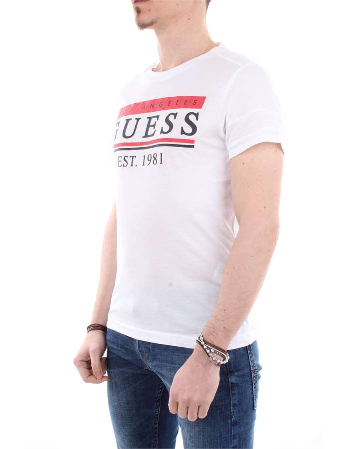 Guess Jeans Shirt TWht-White