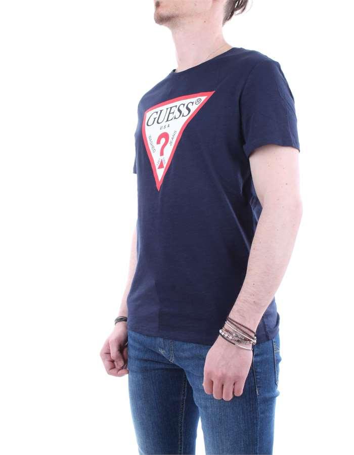 Guess Jeans T shirt  G720-blue-navy