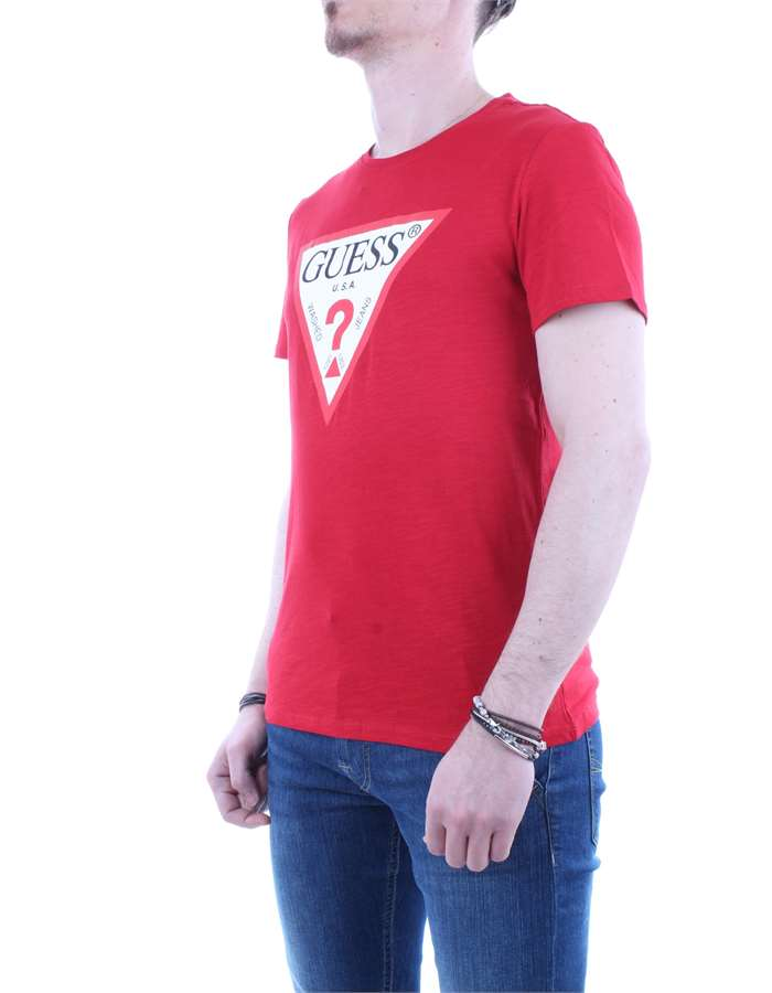 Guess Jeans T shirt  Tlrd-red