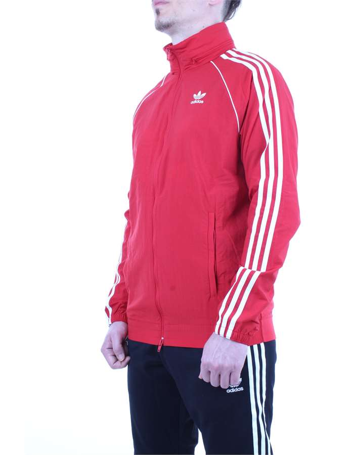 Adidas Originals Jacket Red