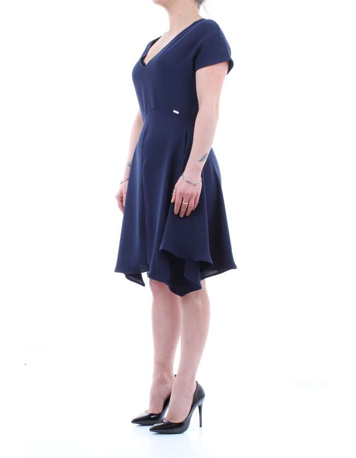 Armani Exchange Dress Blue