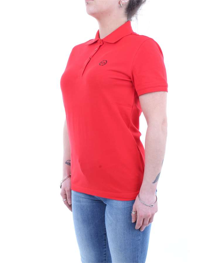 Armani Exchange Polo  Red
