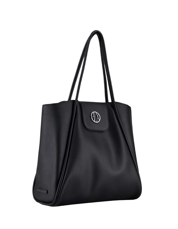 Armani Exchange Borsa Nero
