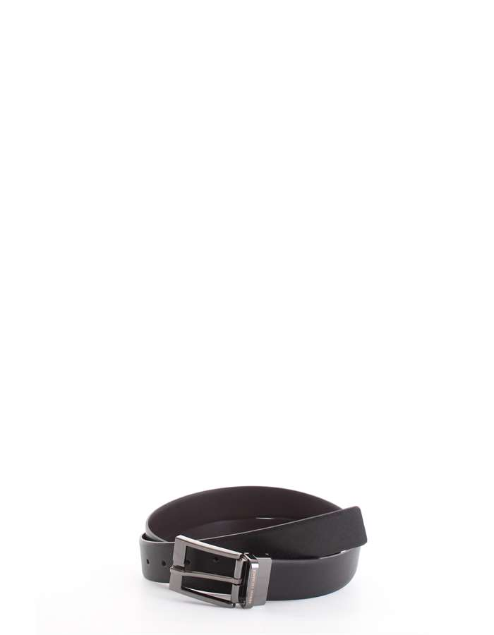 Armani Exchange Belt Black
