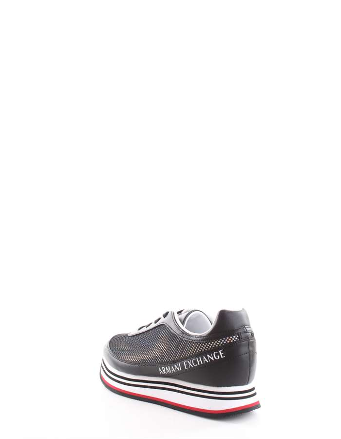 Armani Exchange Sneakers Black