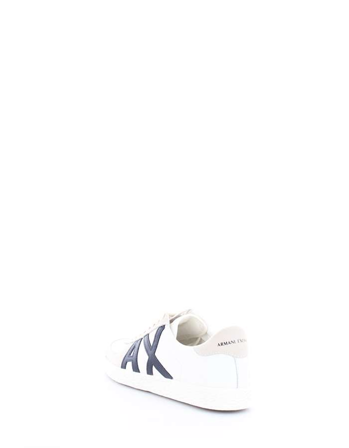Armani Exchange Sneakers White