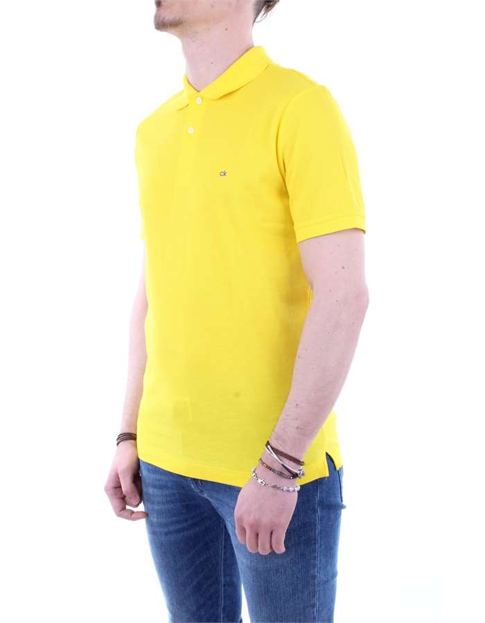 Calvin Klein Polo  Yellow
