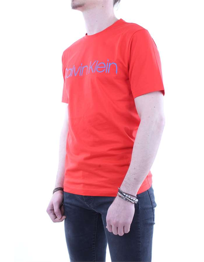 Calvin Klein T shirt  666-Red