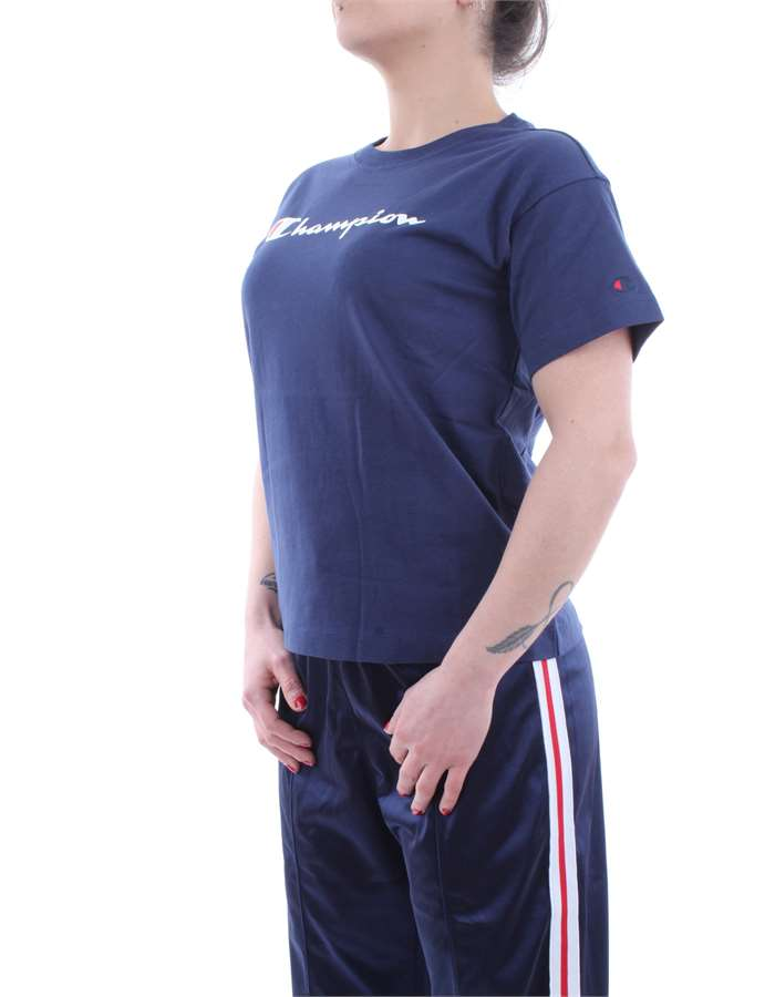 Champion Rochester T-shirt Bs509-blu