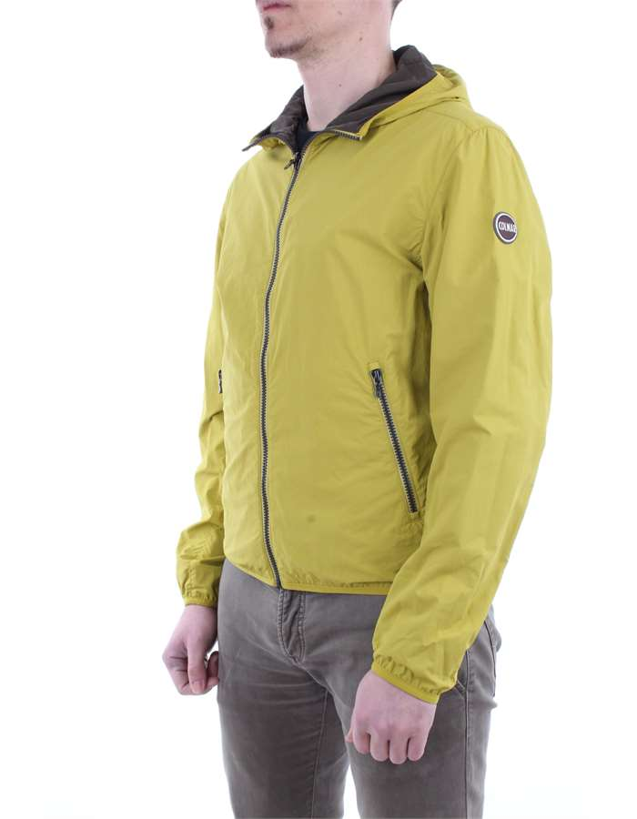 Colmar Originals Jacket Yellow