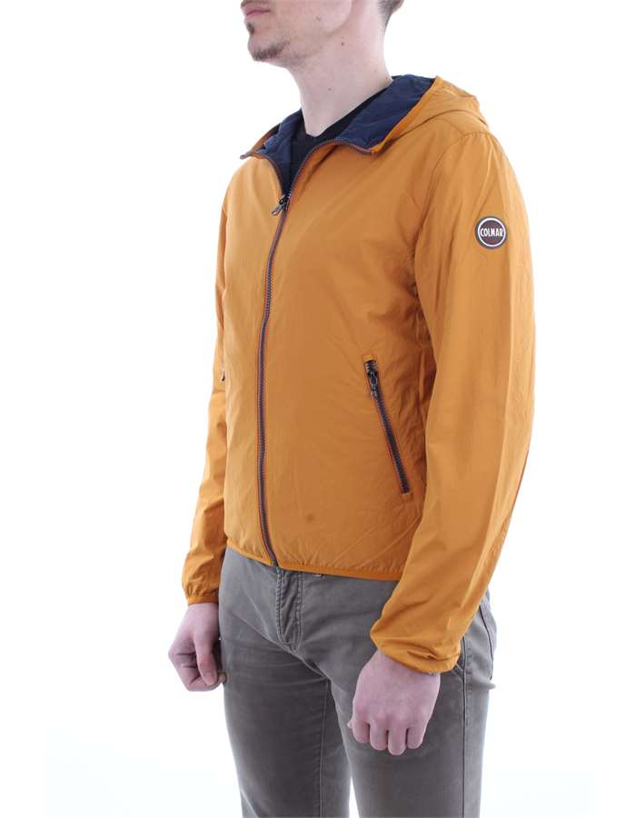 Colmar Originals Jacket Orange