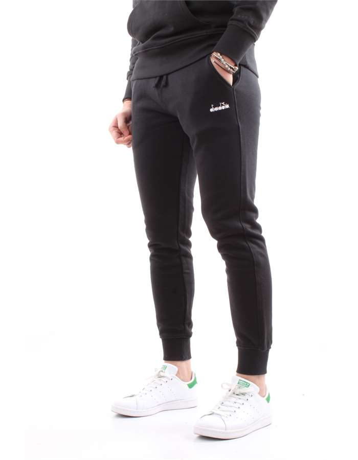 Diadora Trousers 80013-black