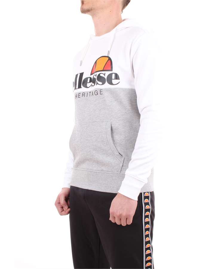 Ellesse Sweat White