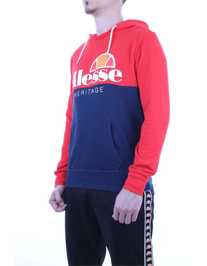 Ellesse Sweat Red
