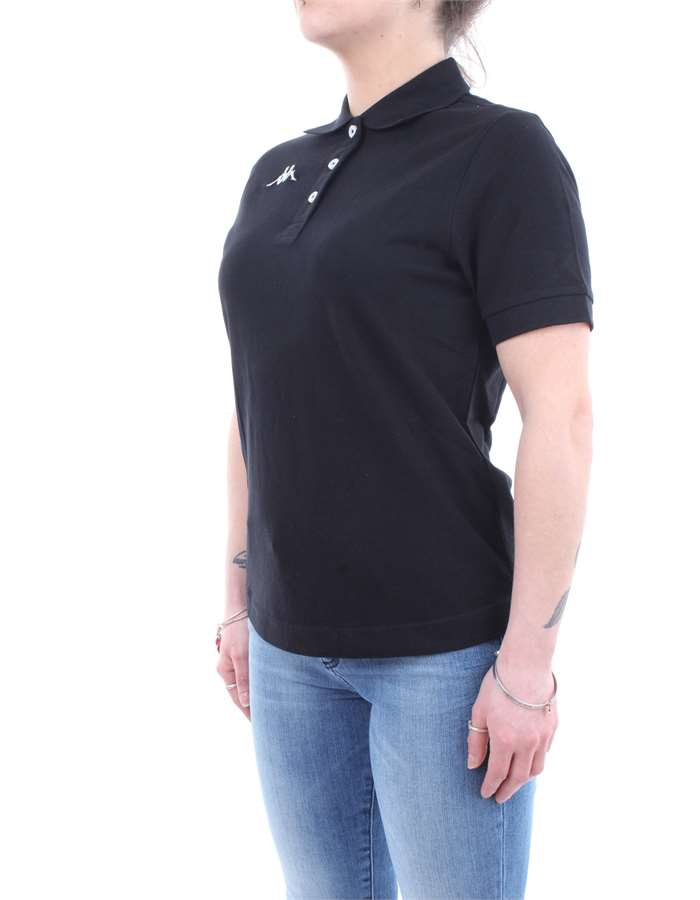 Kappa Polo  Black