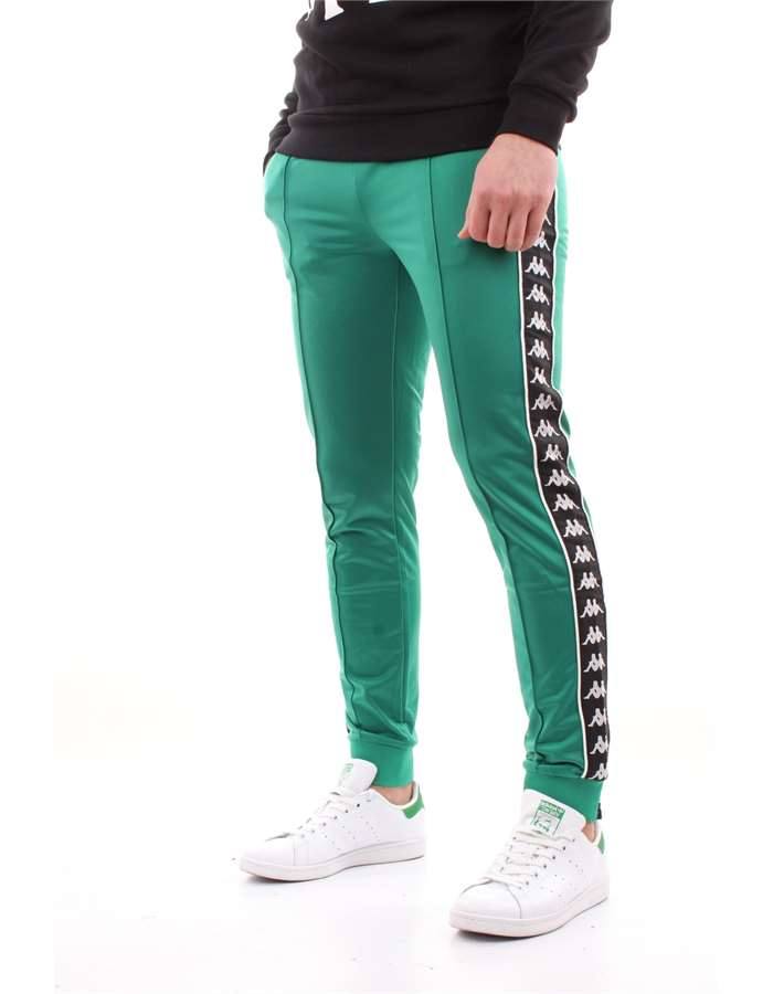 Kappa Trousers Green