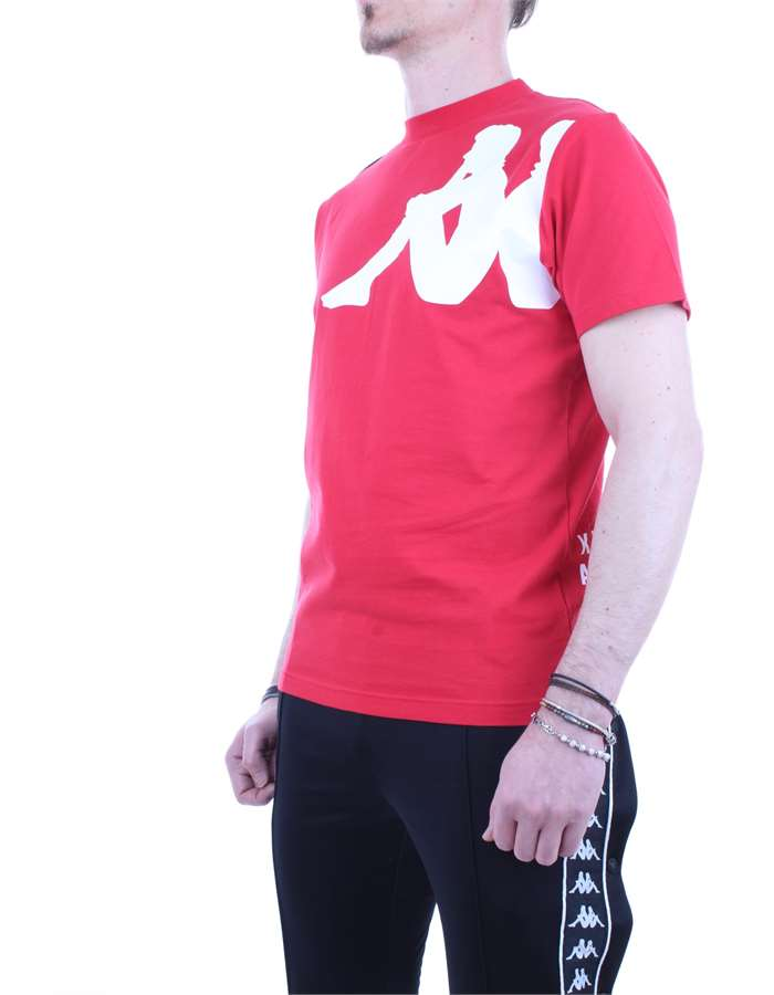 Kappa T shirt  Red