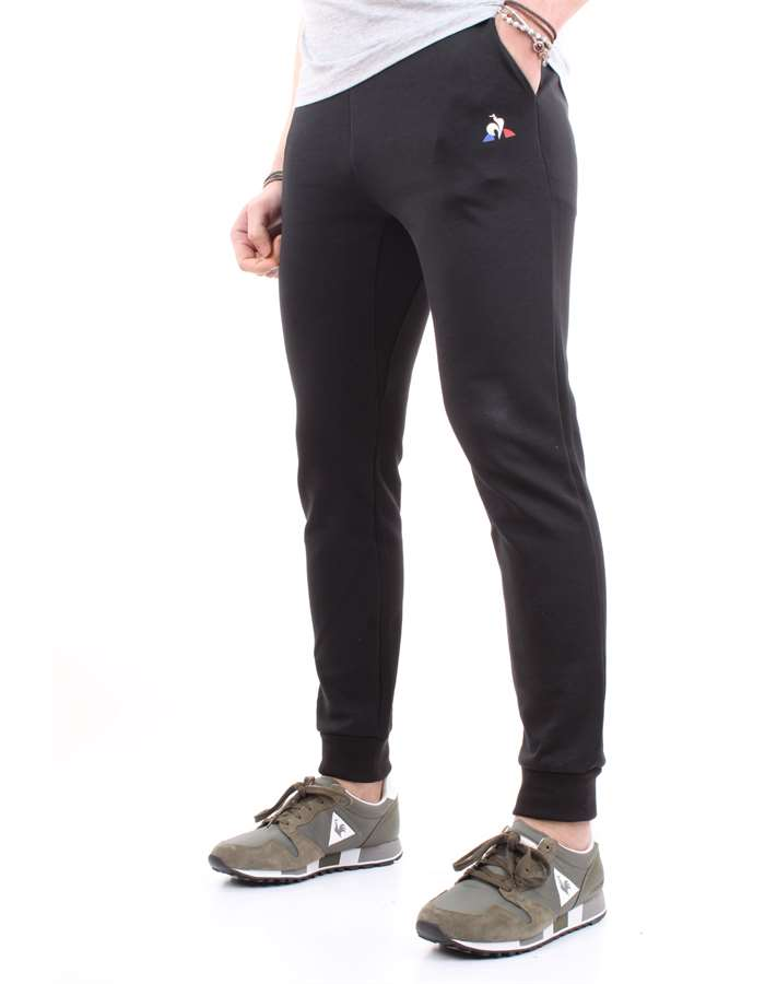 Le Coq Sportif Trousers Black