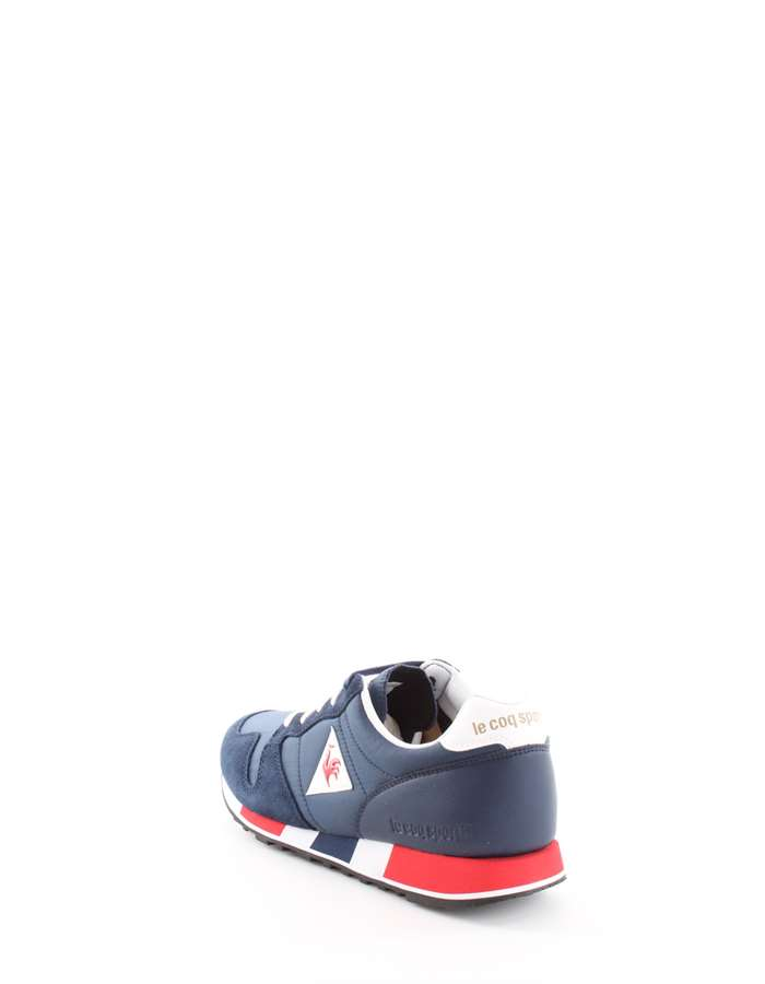 Le Coq Sportif Sneakers Blue-Red