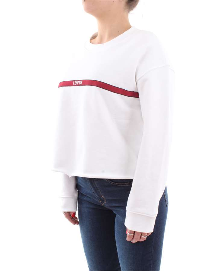 Levi's Sweat 0011-White