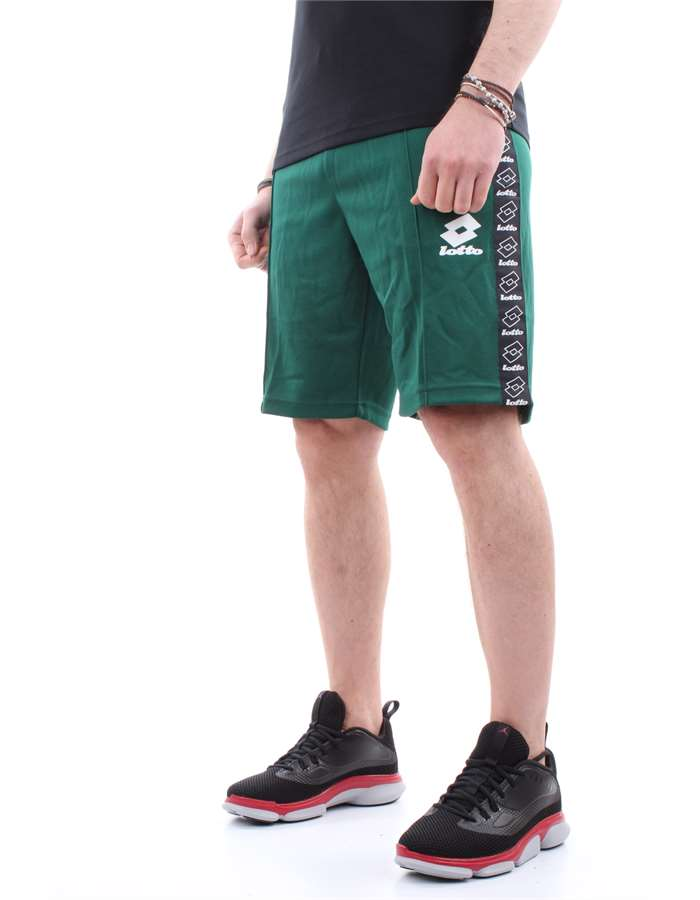 Lotto Bermuda shorts Green