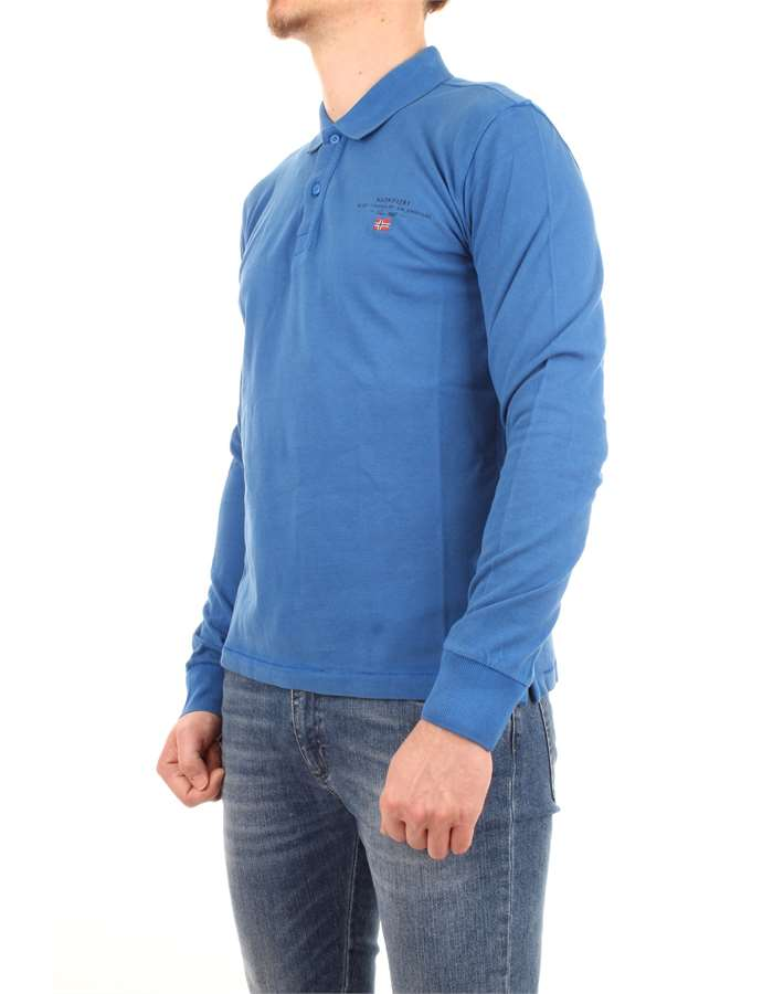Napapijri Shirt Blue