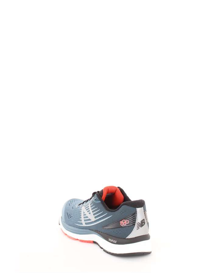 New Balance Running Shoes PF8-dark-gray