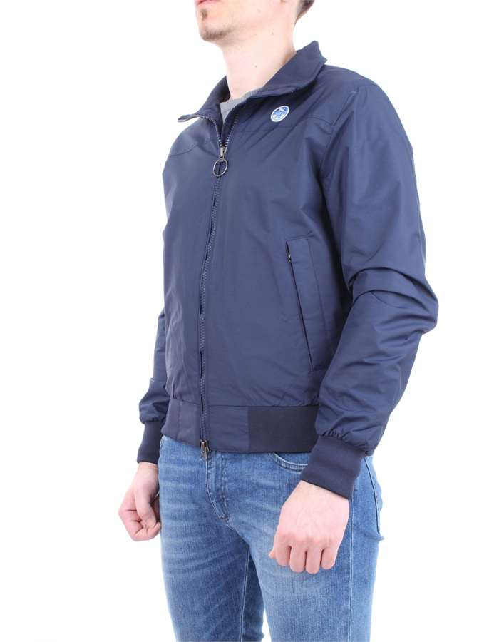North Sails Jacket Blue