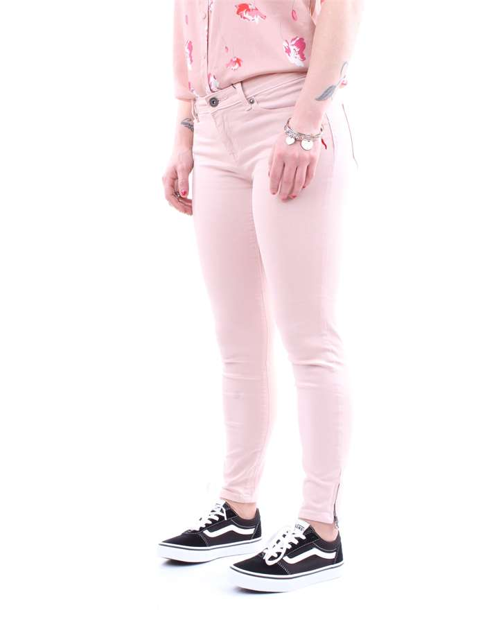 ONLY Jeans Pink-coral