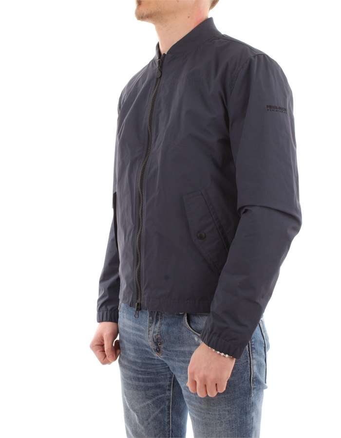 Penn-Rich Woolrich Jacket Blue