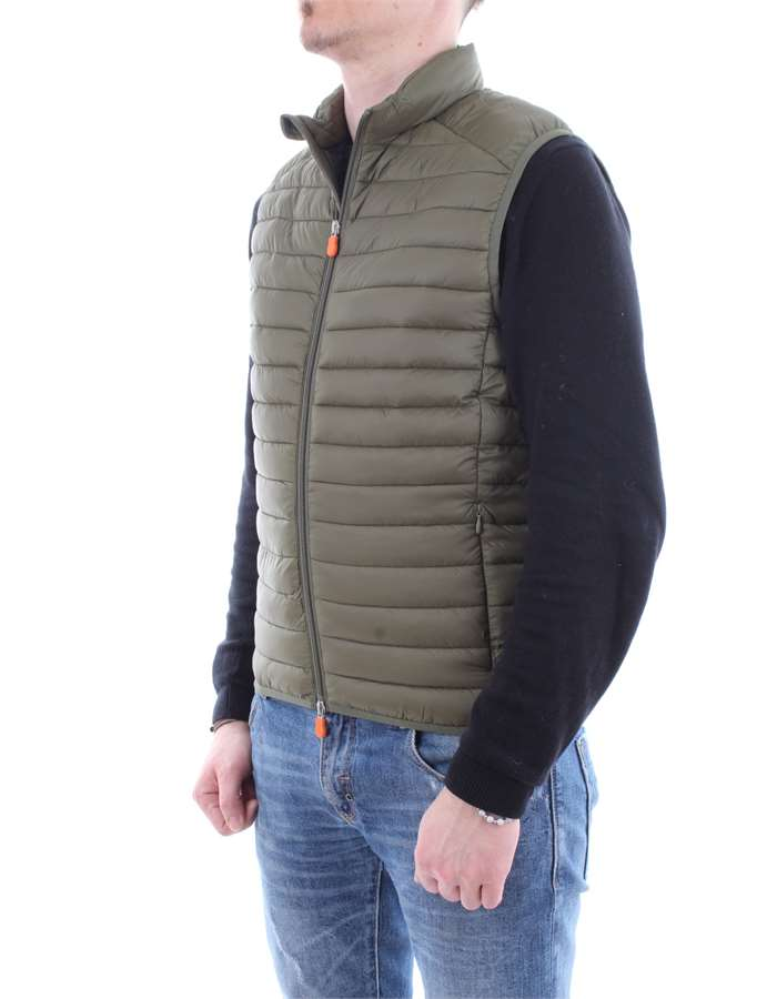 Save the Duck Gilet Verde