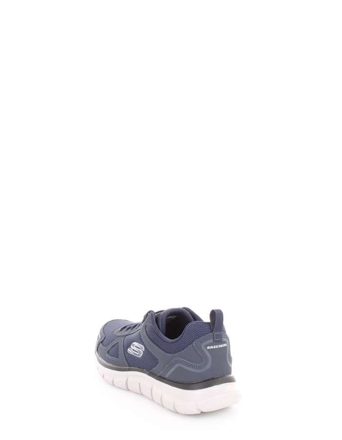Skechers Running Shoes NVY-blue