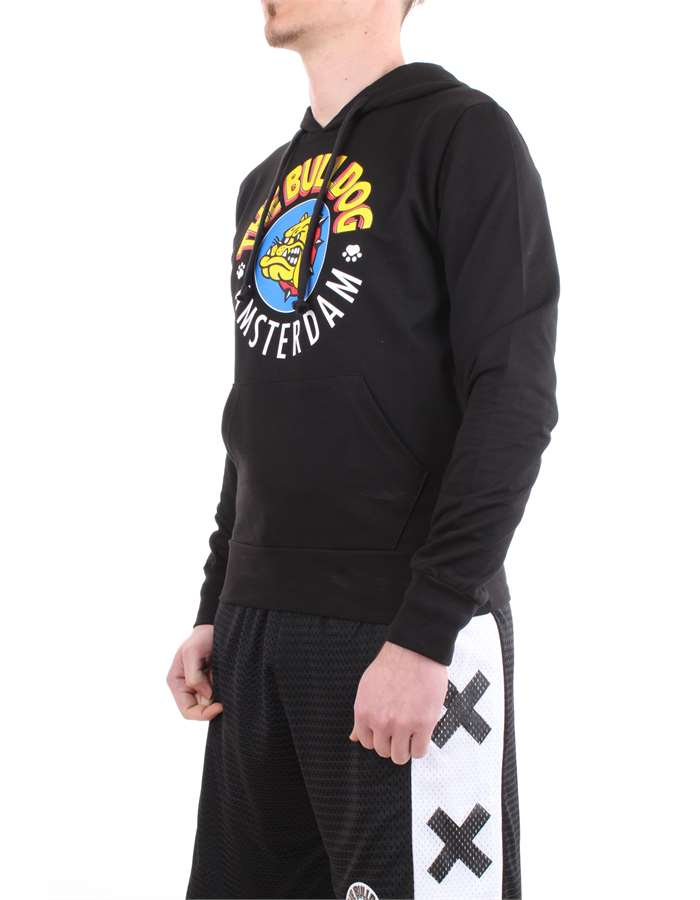 The Bulldog Sweat Black