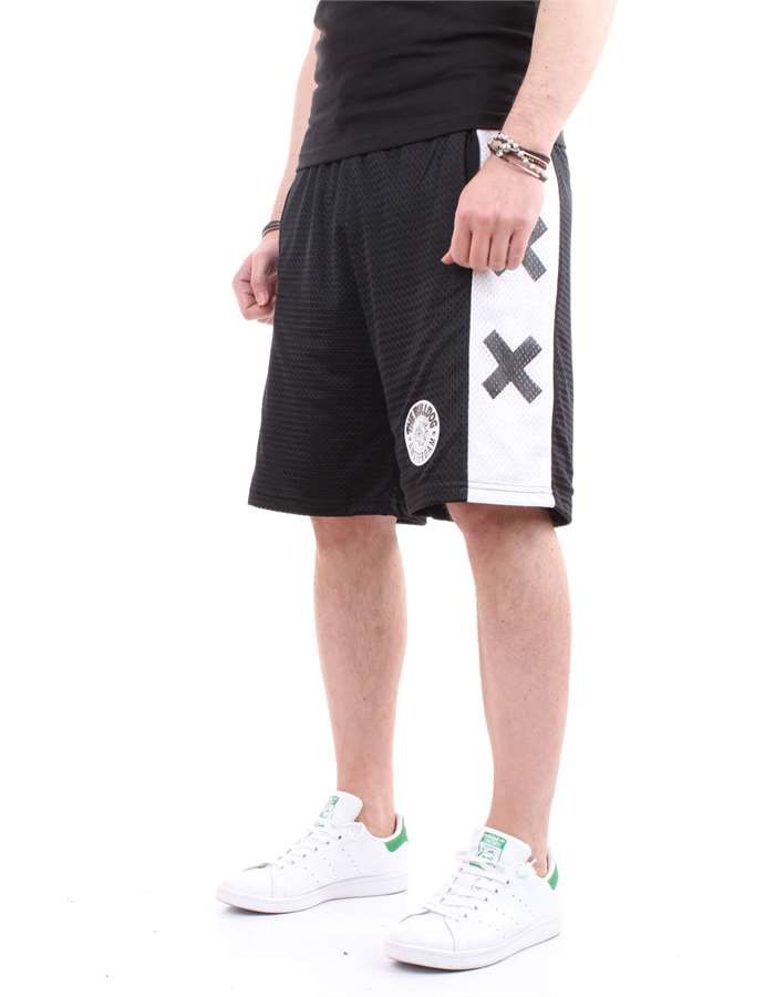 The Bulldog Bermuda shorts Black
