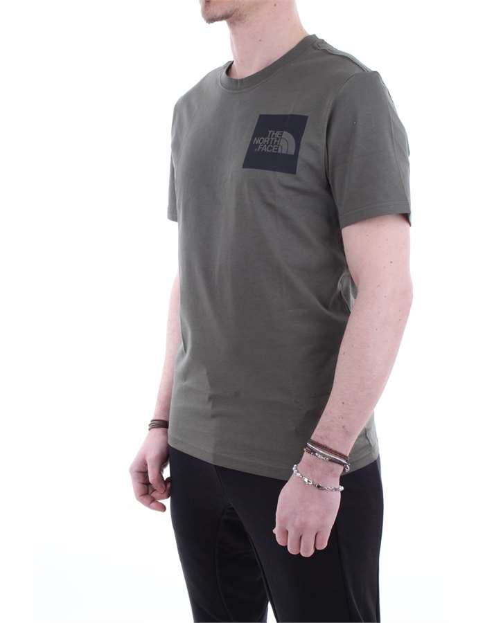 The North Face T-shirt Verde