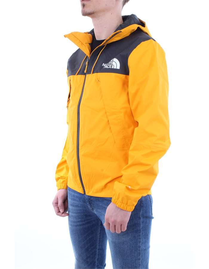 The North Face Jacket Yellow