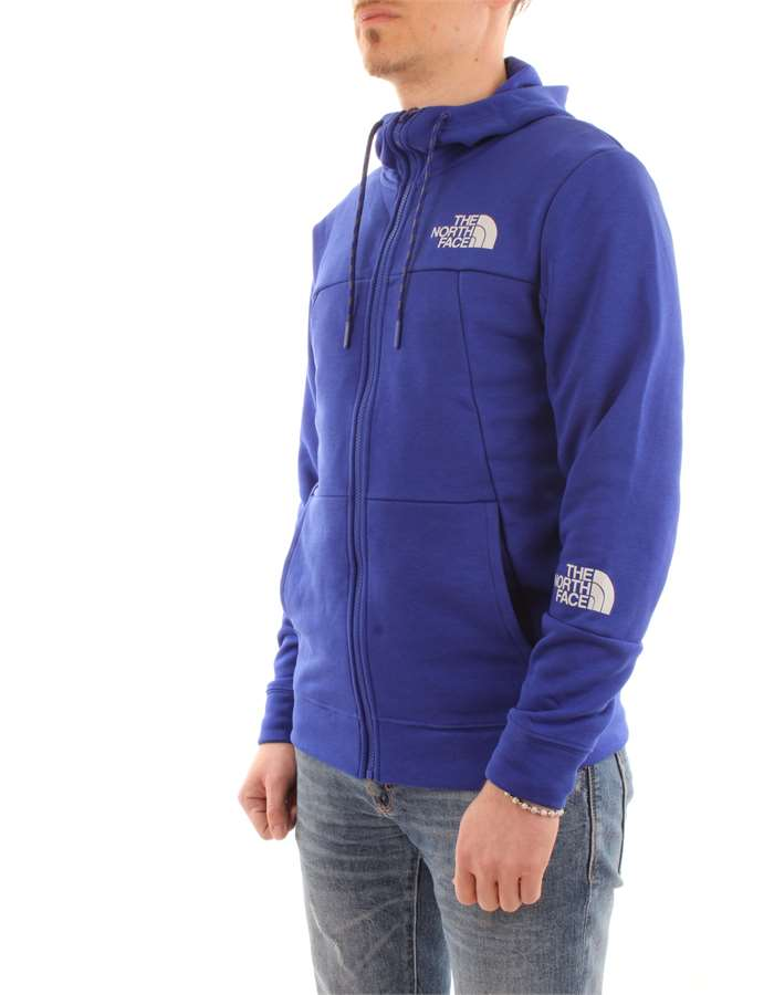 The North Face Sweat Blue