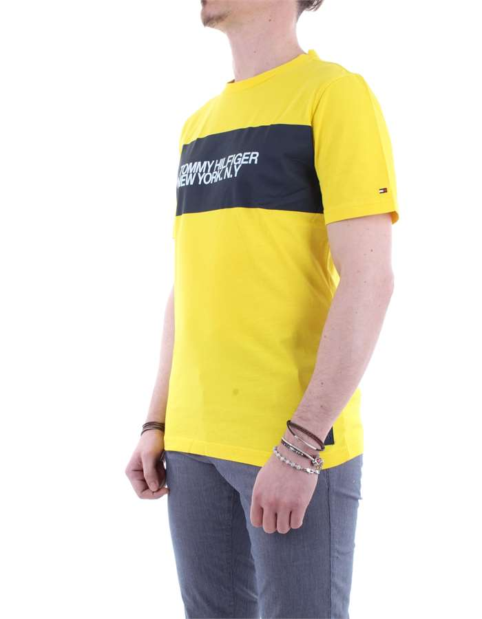 Tommy Hilfiger T shirt  Yellow