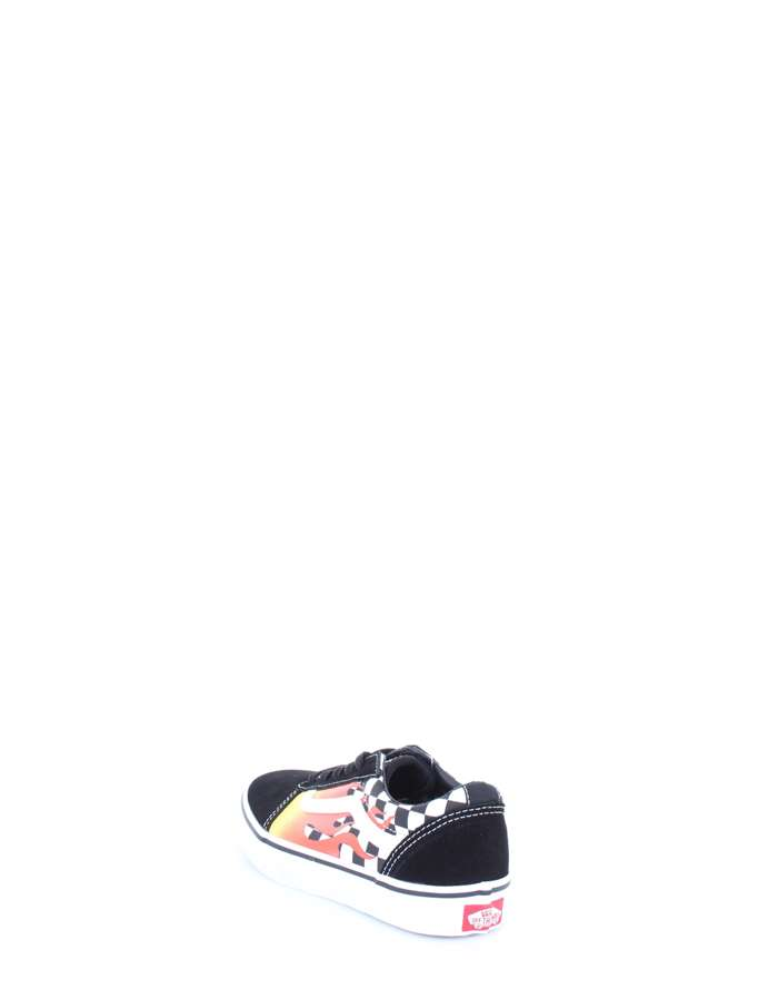 Vans Sneakers Black-multicolor