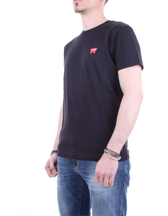Wrangler T shirt  Black