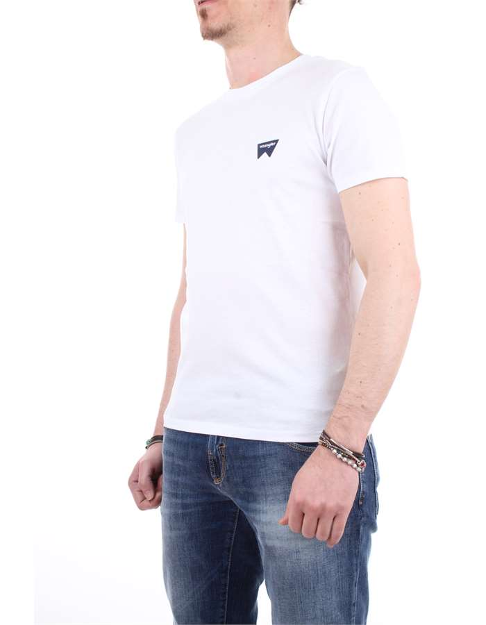 Wrangler T shirt  White