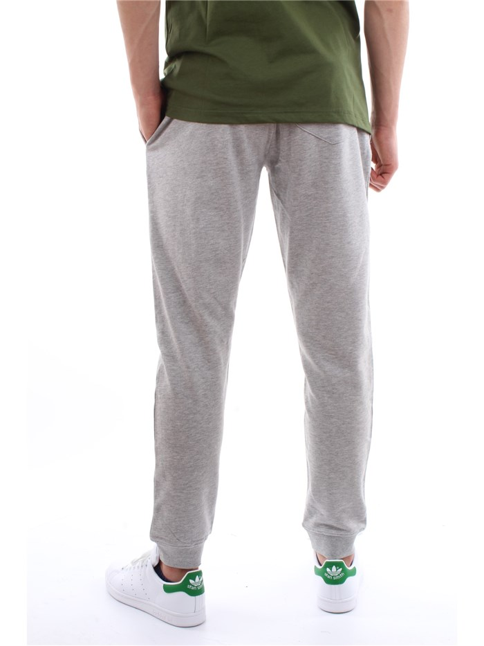 Ellesse Clothing Trousers GM03-gray-melange EFM809S18-PANTALONE-FNG