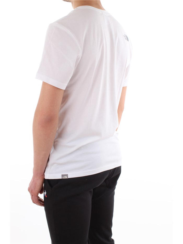 The North Face Clothing T shirt FN4-tnf-black-white T93BUD-M-EXTENT-II-LOGO-TEE